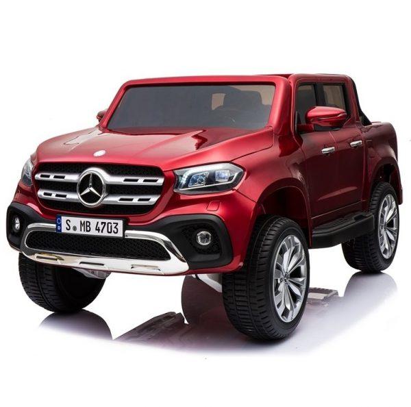 bernu_elektroauto_elektromobilis_elektro_auto_mercedes_x_class_sarkans_kidstopcars.com10
