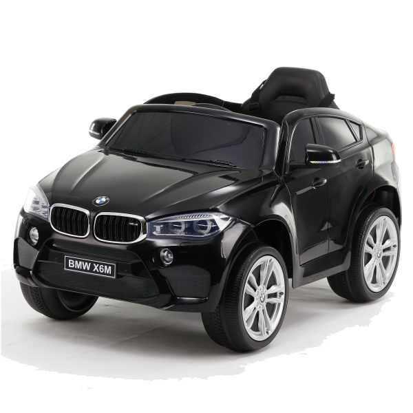 Bmw X6 Black Kids Ride On Toy Kids Top Cars Kids Ride On Cars