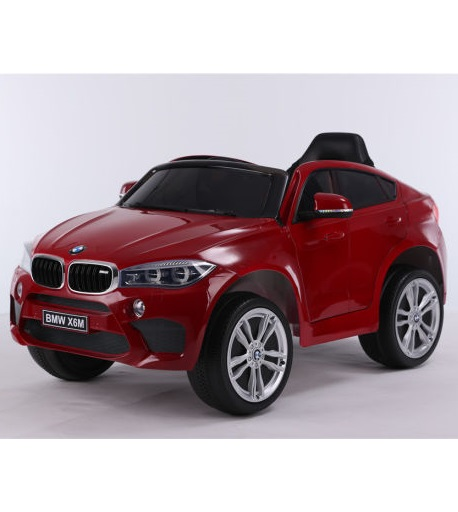 BMW-X6-Single-Seat-Kids-Car-in-Red