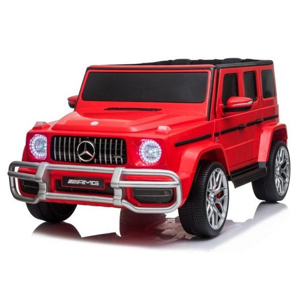 bernu_elektroauto_elektromobilis_elektro_auto-mercedes-G63_4x4-Sarkans_kidstopcars.com5